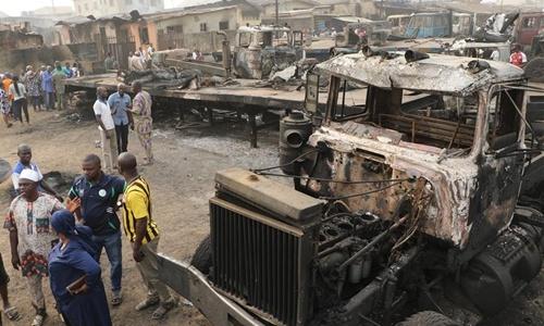 Gunmen kidnap dozens from school in Nigeria