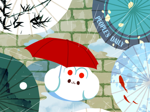 24 Solar Terms: Rain Water