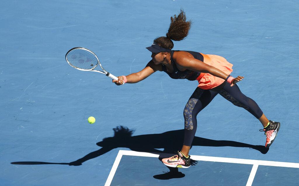 Osaka shatters Williams record bid to make Australian Open final