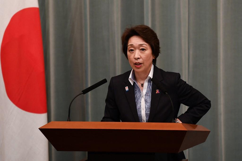 Seven-time Olympian Seiko Hashimoto tipped as next Tokyo 2020 chief