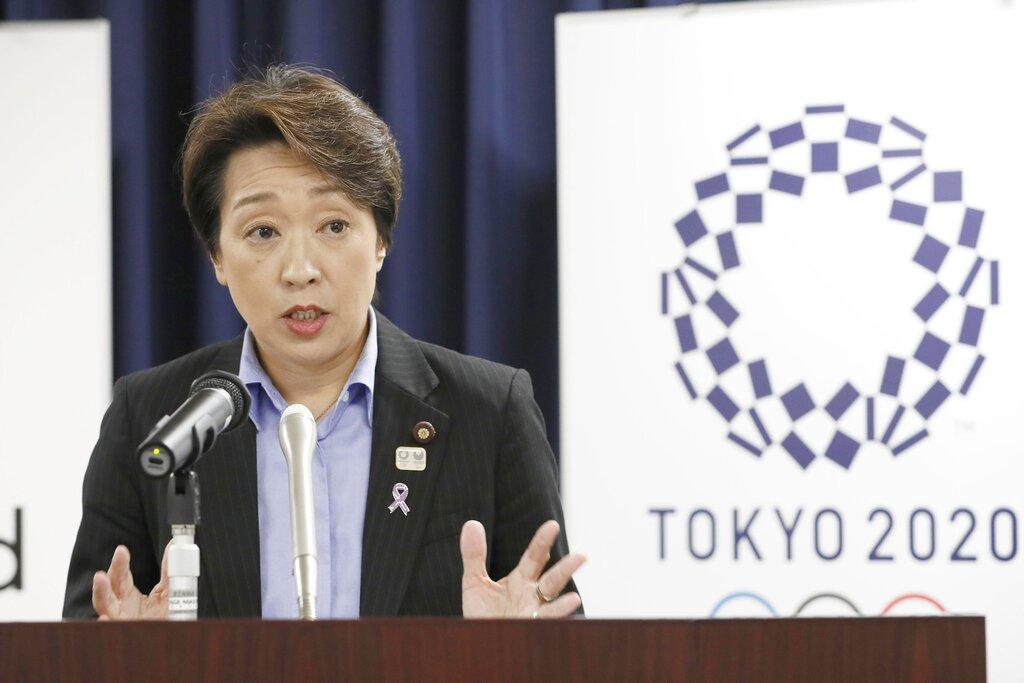 Seiko Hashimoto named Tokyo 2020 chief after sexism row