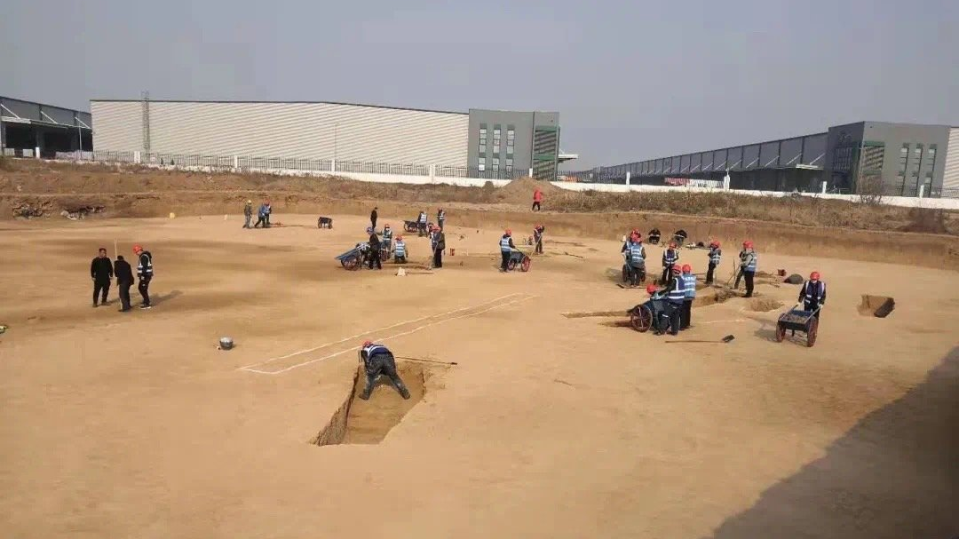 Thousands of relics discovered at Xi'an metro construction site