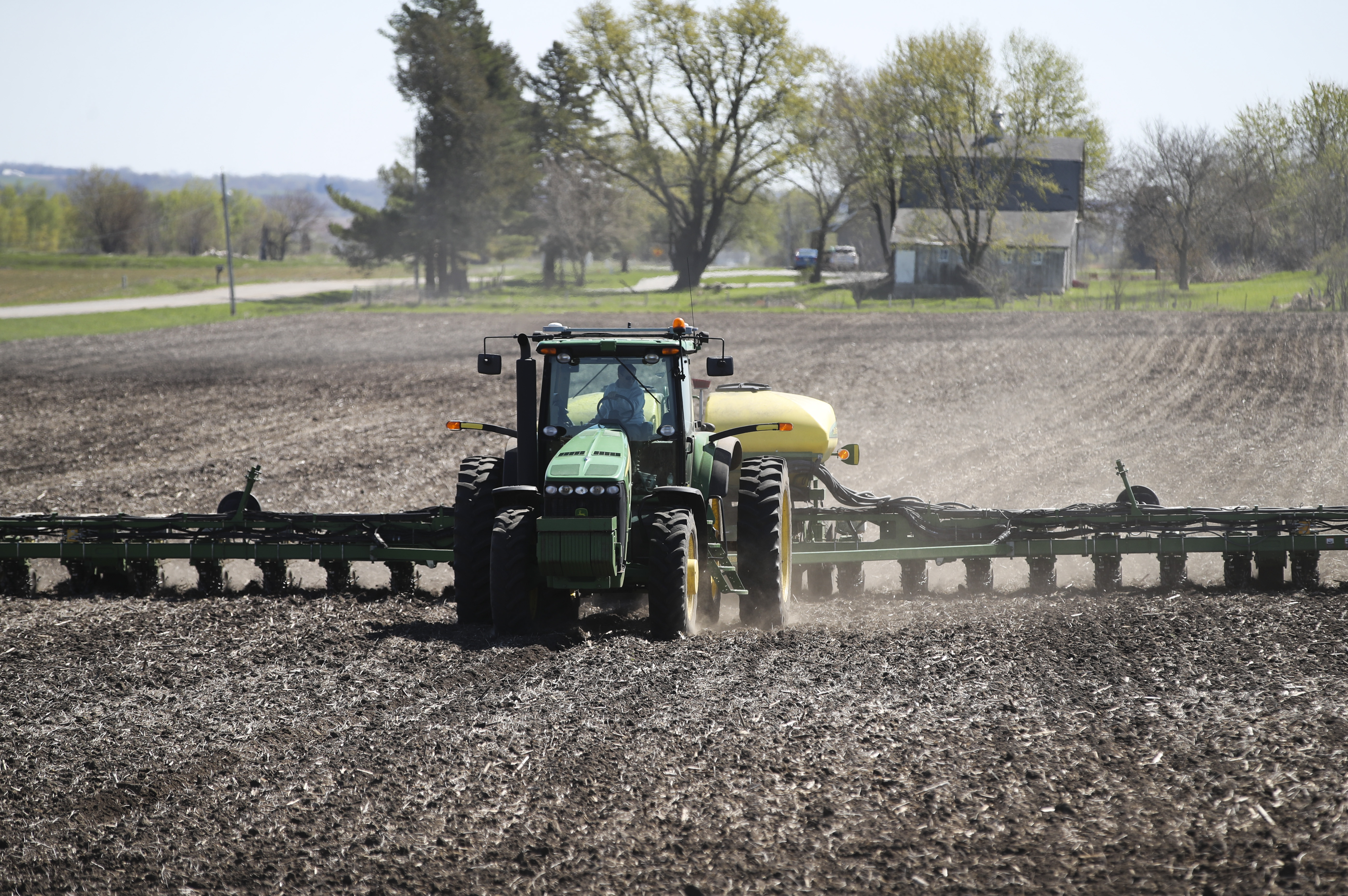 US agricultural exports to China to hit record high in 2021: USDA