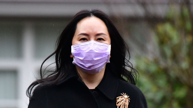 UK court blocks release of HSBC papers in Huawei CFO case