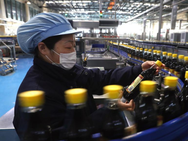 Enterprises across China start operation as Spring Festival holiday ends