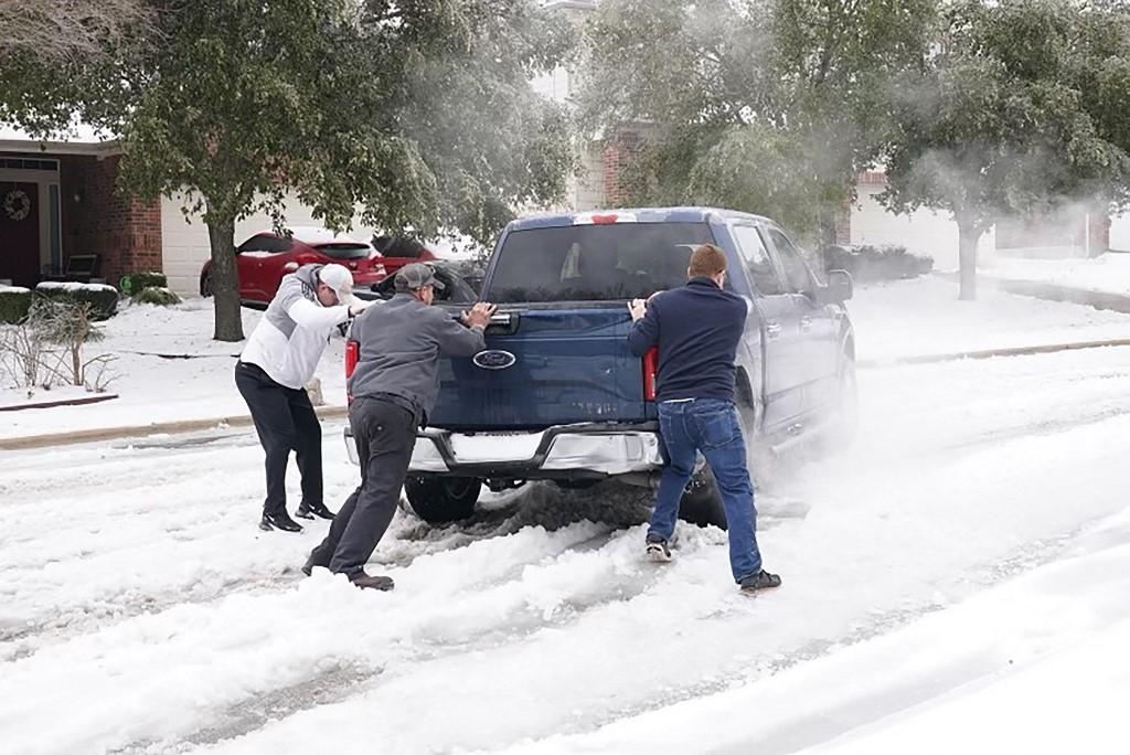 Texas winter storm: President Biden declares major disaster