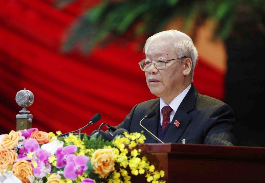 China, Vietnam vow to strengthen security, law enforcement cooperation