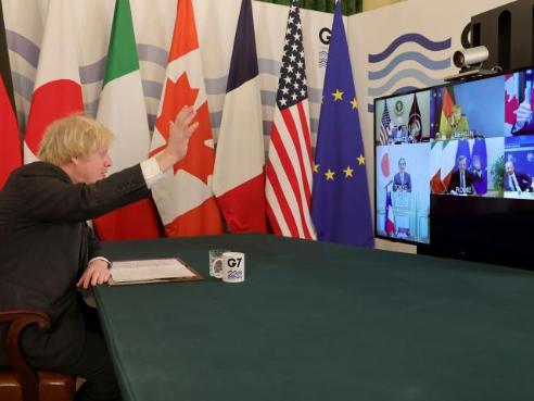 G7 underlines multilateralism to tackle global challenges