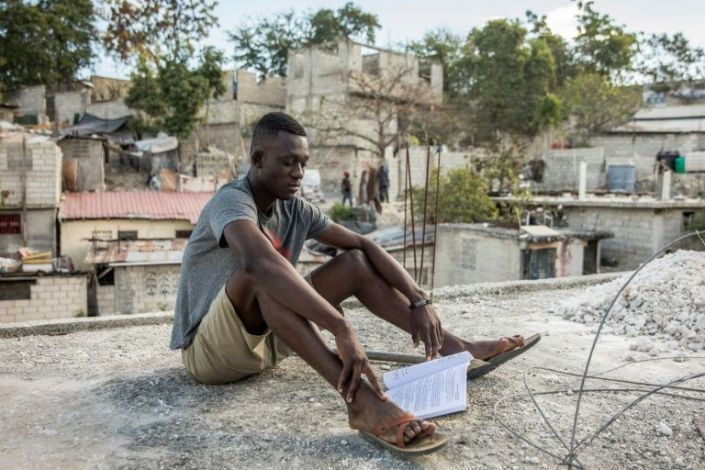 Political crisis adds to heavy burden on Haiti's youth