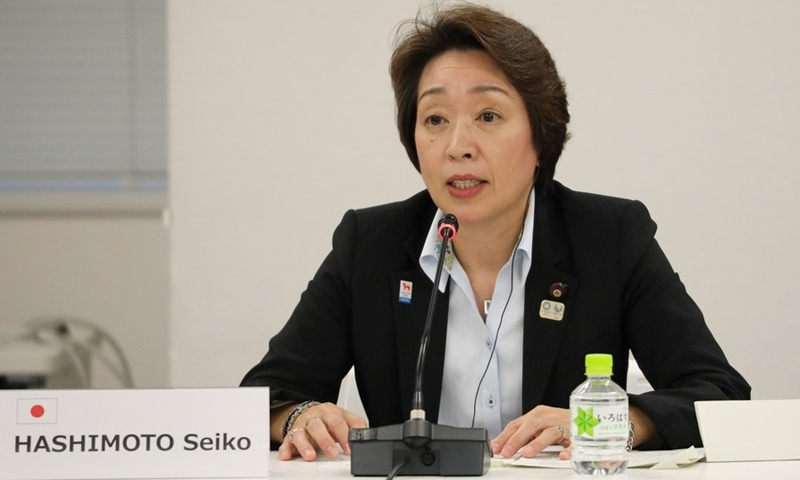 Beijing 2022 congratulates Hashimoto on Tokyo 2020 president appointment