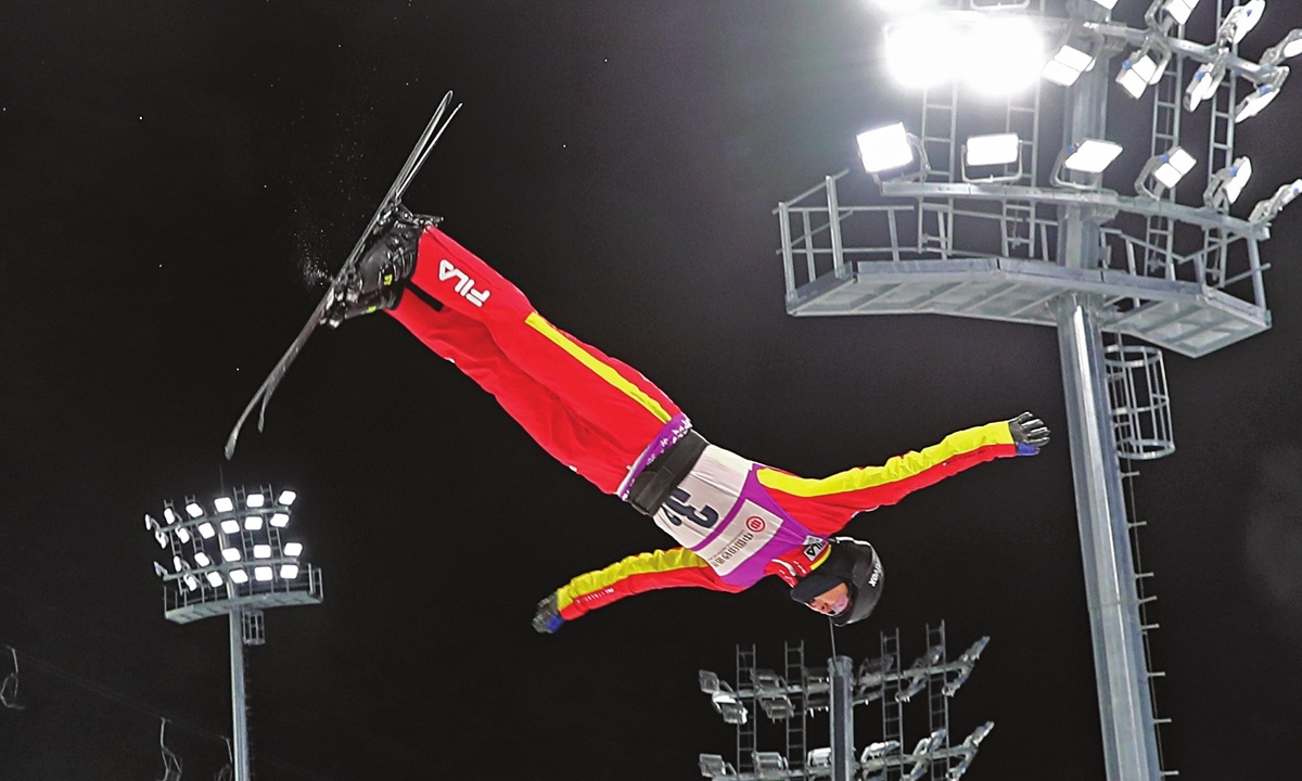 A test run for Beijing 2022 Winter Olympics troubleshoots problems, gathers experience