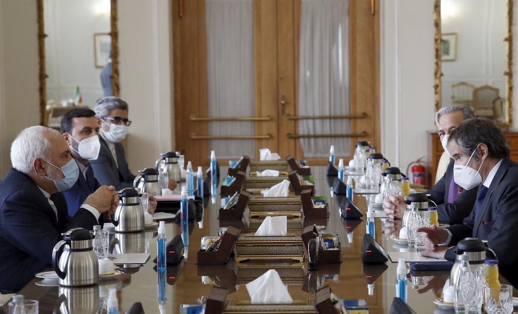 Iran, IAEA reach temporary agreement for 3-month 'essential' nuke verification