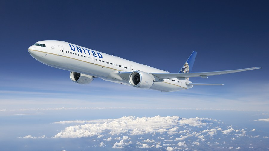 United Airlines grounds 24 Boeing 777 airplanes