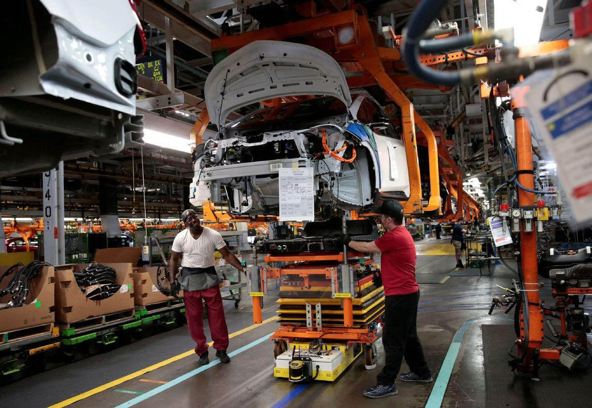 Autoworkers facing uncertain future