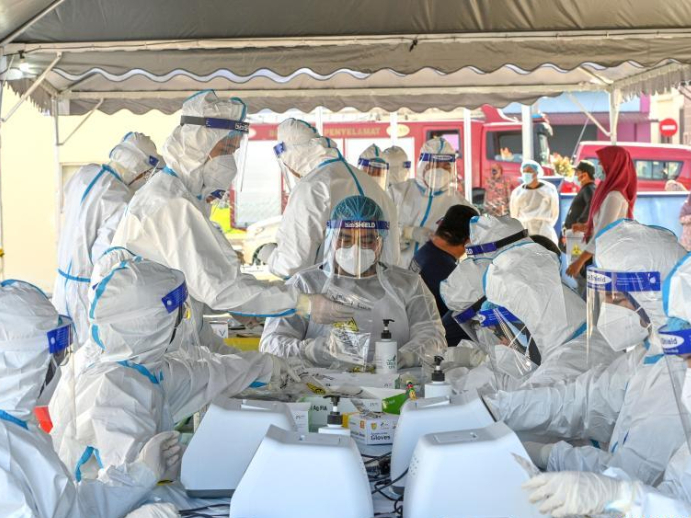 The latest: COVID-19 outbreak worldwide (Updated February 22)
