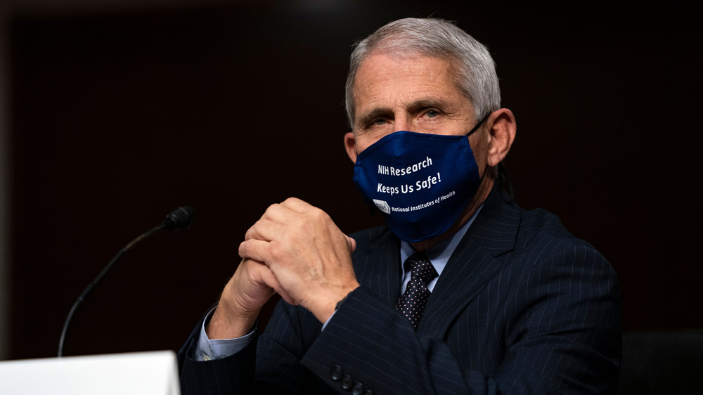 Dr. Fauci: 'Possible' Americans will be wearing masks in 2022