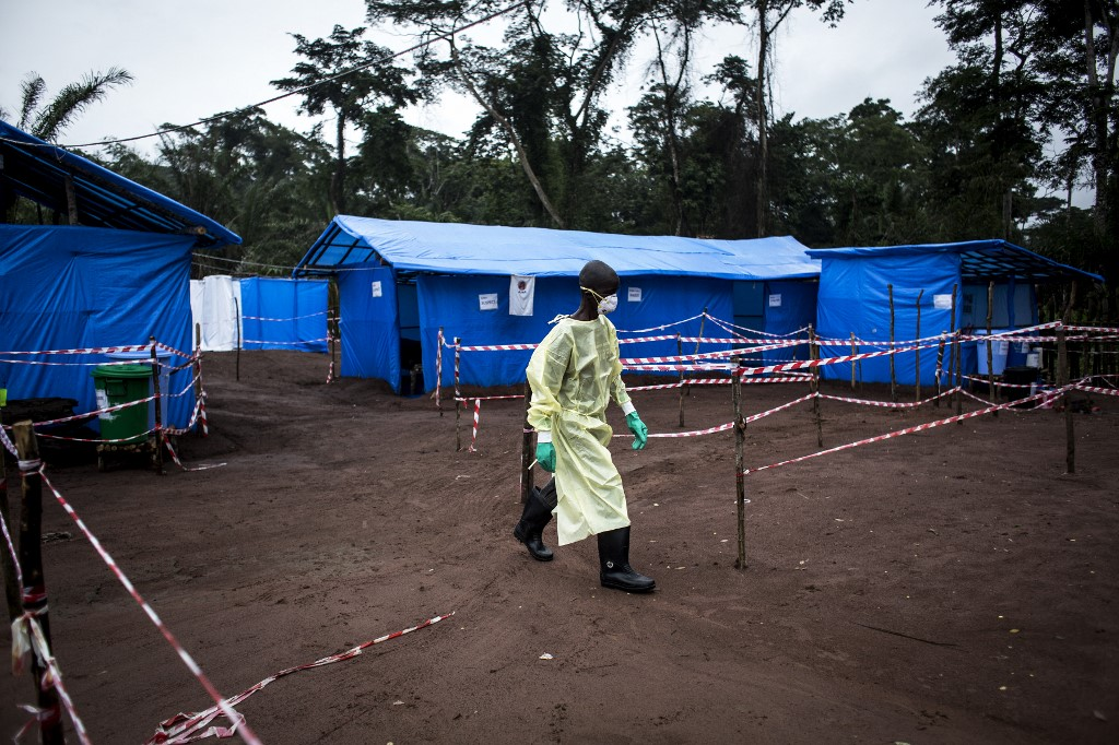 A total of six cases of Ebola have now been confirmed in the DR Congo