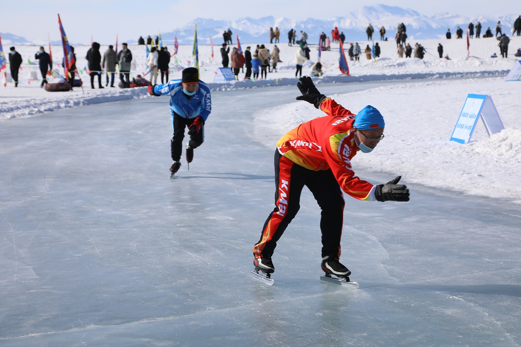 Spring Festival sees fitness activities become new trend in China