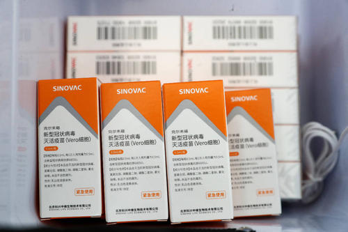 Thailand approves China's Sinovac vaccine for emergency use