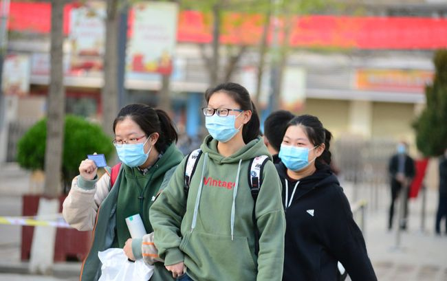 Chinese students to welcome normal spring semester after epidemic disruption