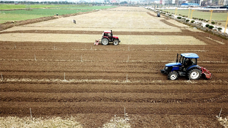 Open markets for transfer of rural residential land to promote modernization