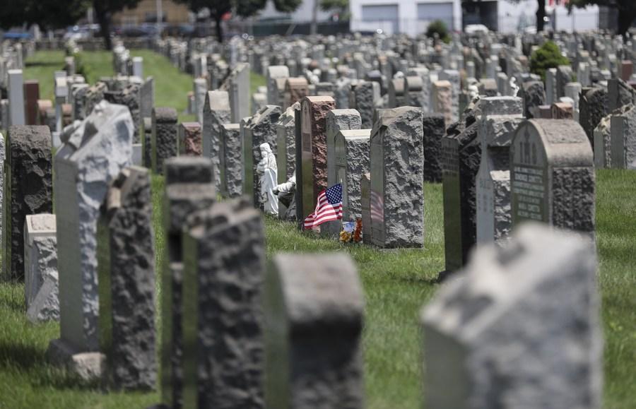 US COVID-19 deaths top 500,000 -- Johns Hopkins University
