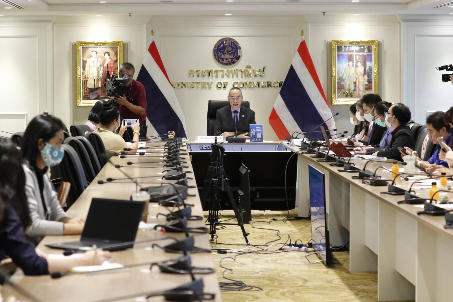 Thai foreign trade continues to expand