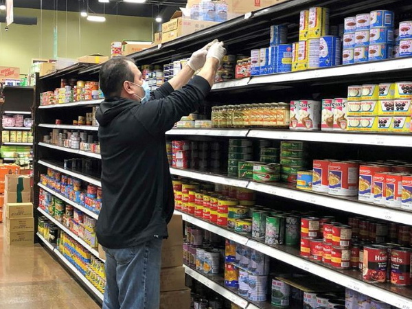 Supermarkets in US Texas back to normal operation after winter storm