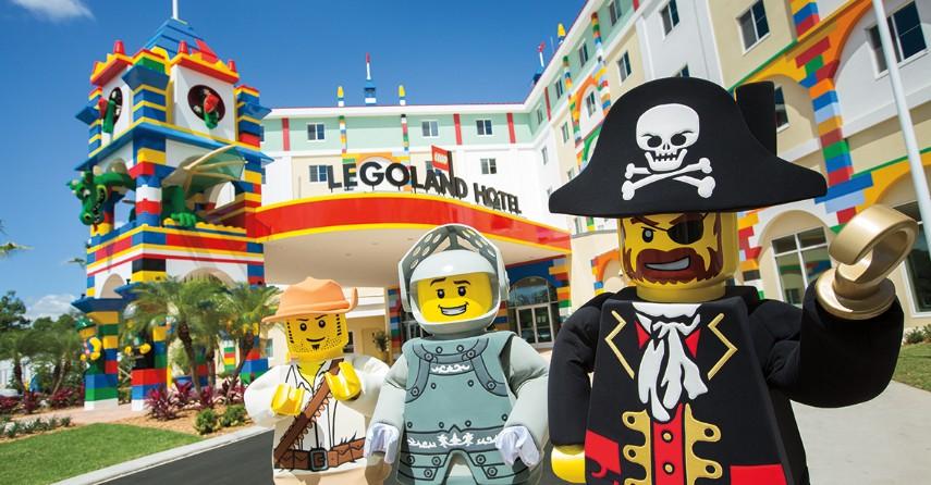 Legoland Shanghai Resort opens in 2024