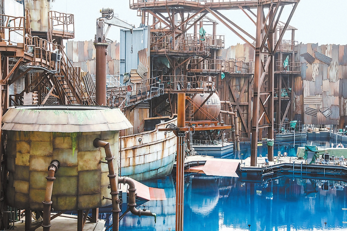 Universal Studios theme park set for May opening