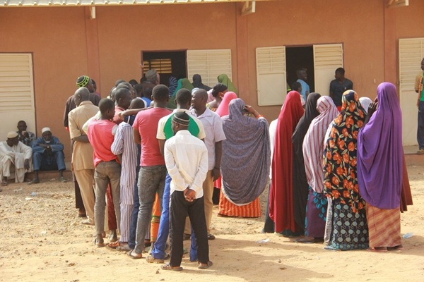 Mohamed Bazoum wins Niger's 2nd-round presidential election