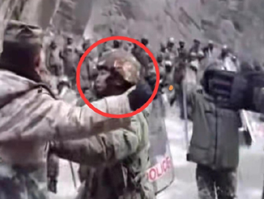 Galwan video shows rotten extremes of Indian nationalism