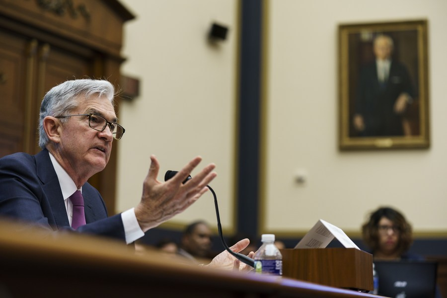 US Fed chief says economic recovery remains uneven