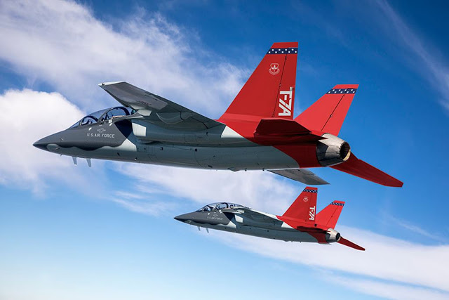 Boeing begins T-7A Red Hawk advanced trainer production