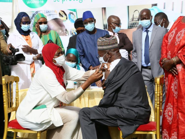 Senegal kicks off COVID-19 vaccination campaign with China's Sinopharm vaccine
