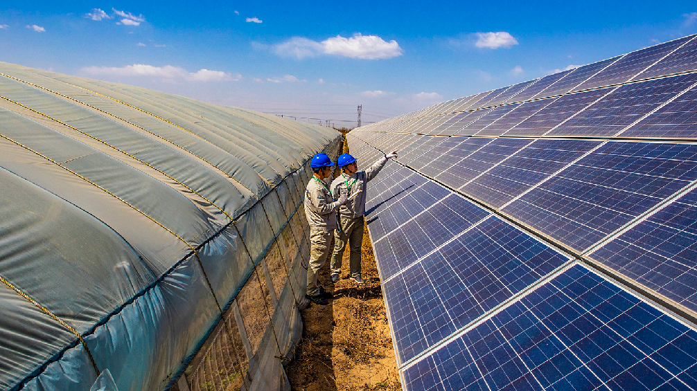 Delineating China's renewable energy transition