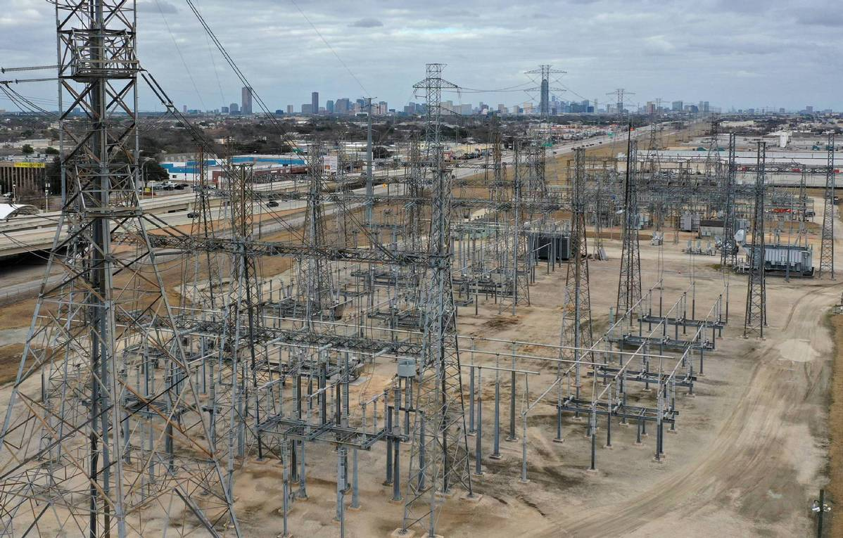 5 quit Texas electric council after freeze