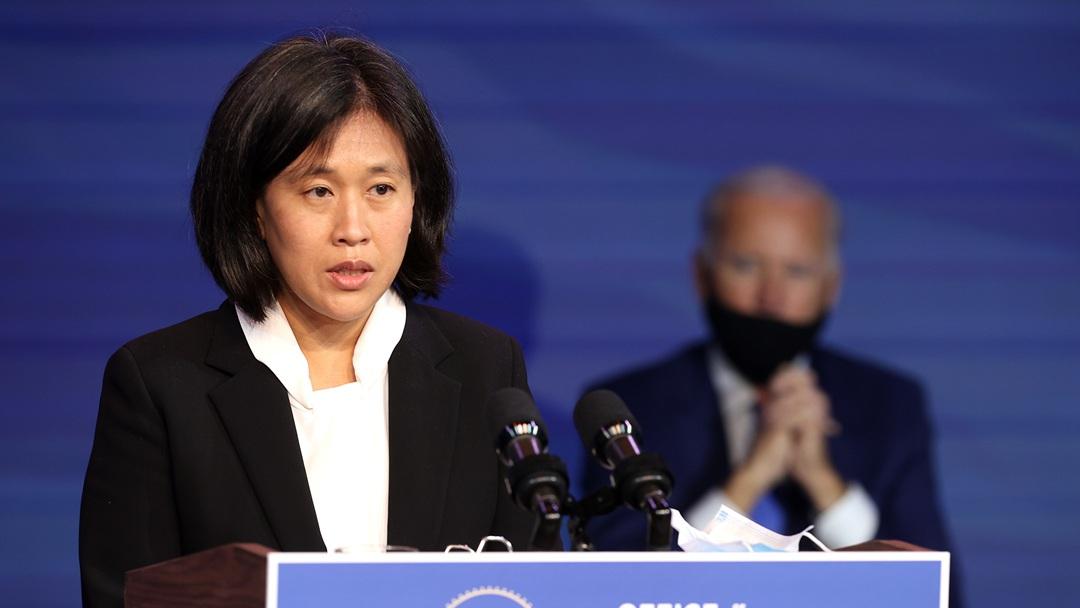 Biden's trade rep nominee calls China both rival and partner