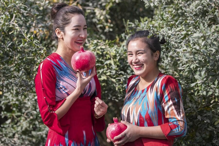 West's Xinjiang claims lies and false statistics: China Daily editorial