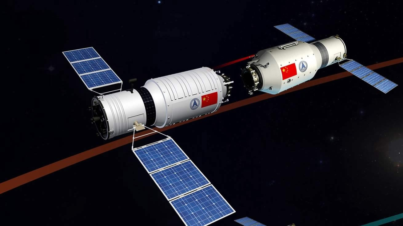 ISO publishes int'l space standard formulated by China