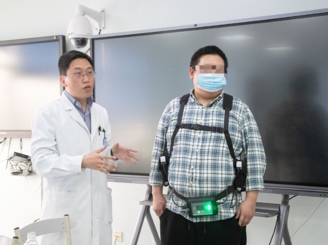 Artificial heart powered by China's aerospace technology saves patient