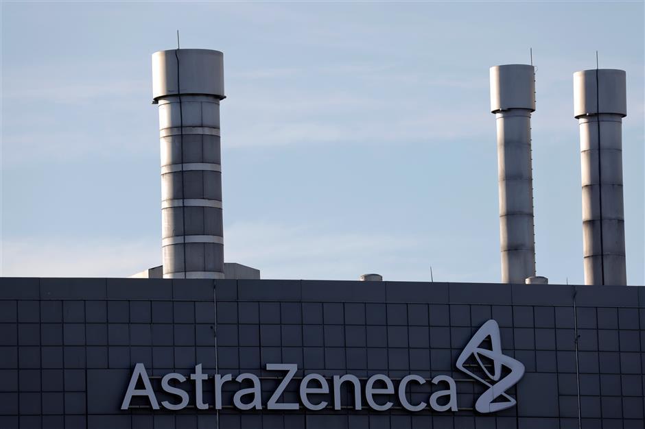AstraZeneca battles shortfall in EU vaccinations