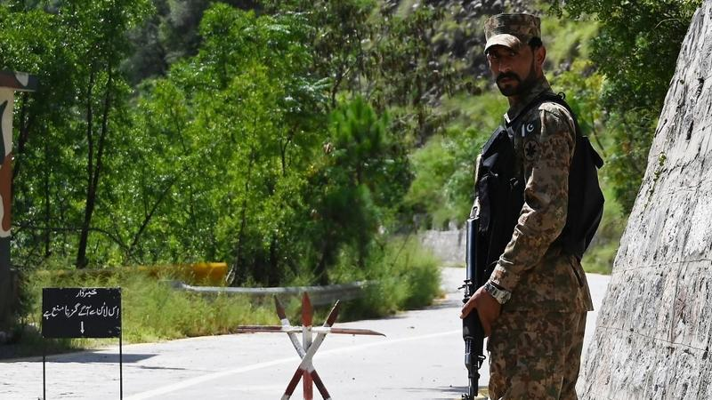 India, Pakistan announce cease-fire at international border