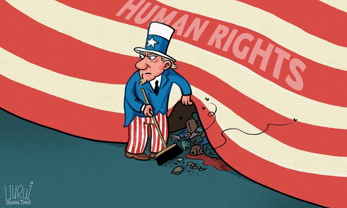 Washington ill-prepared to set human rights agenda