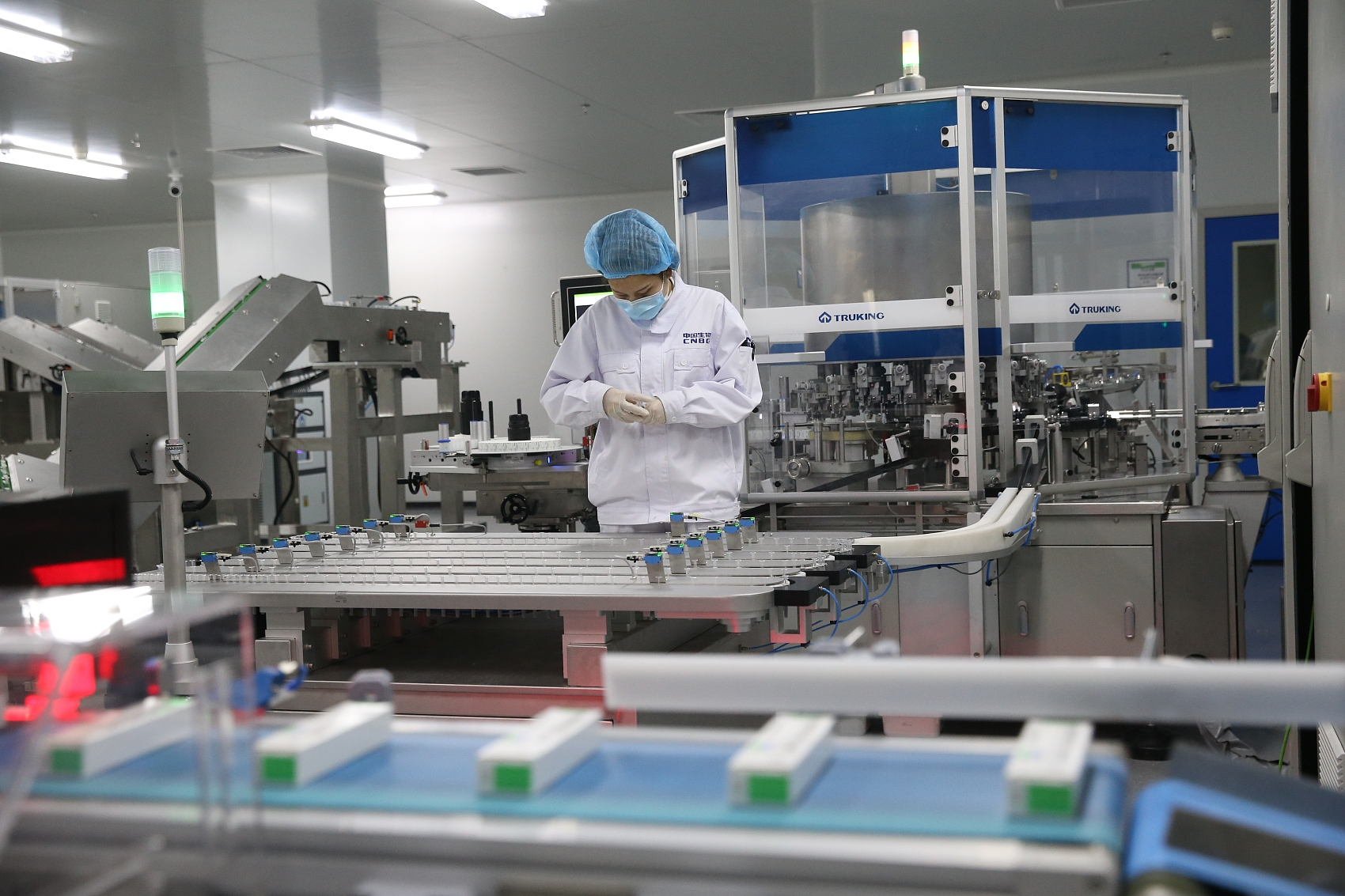 Sinopharm expects to produce over 1 billion doses of COVID-19 vaccines in 2021: company