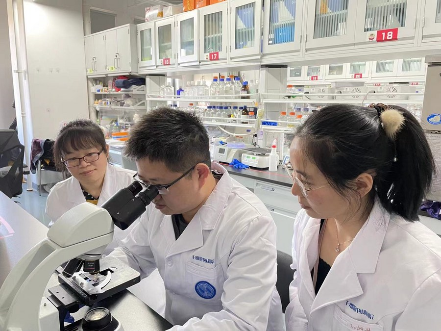 China's R&D spending estimated to reach 2.4 trillion yuan in 2020: Ministry of Science and Technology