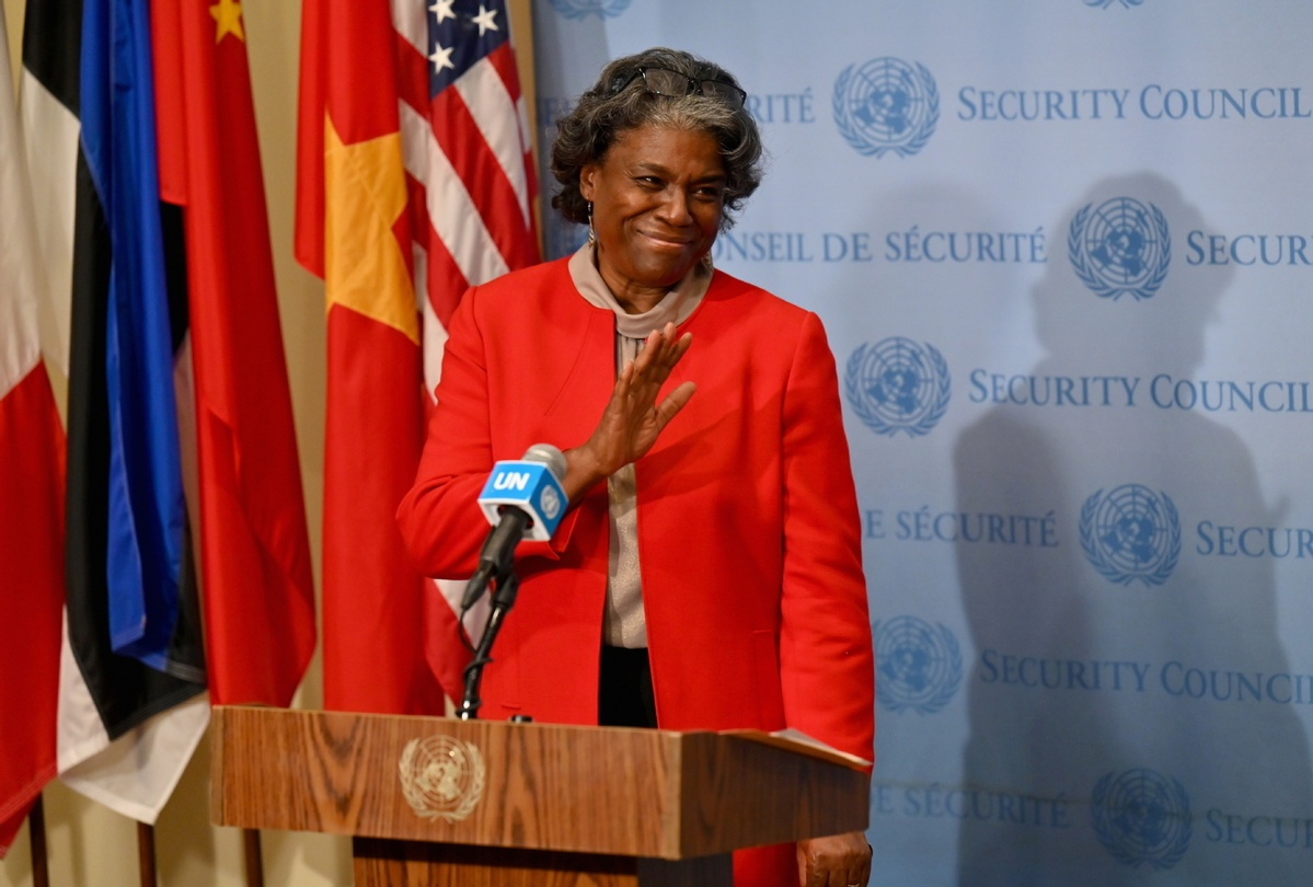 New US UN envoy says diplomacy is about managing differentiation