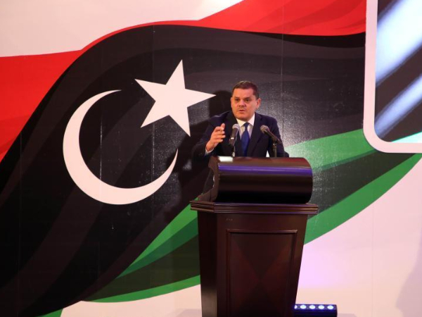 New Libyan PM presents gov't structure for parliament approval