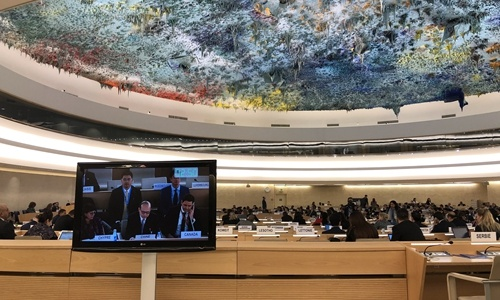 China, Russia to face more challenges as US rejoins UNHRC; more 'wolf warriors' called for to fight back