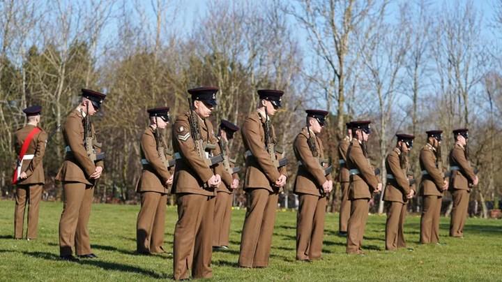 Britain says farewell to pandemic hero Captain Tom Moore